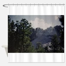 PICT0045.JPG Mount Rushmore behind Shower Curtain
