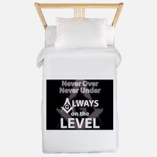 On The Level Twin Duvet