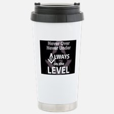 On The Level Travel Mug