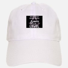 On The Level Baseball Baseball Baseball Cap