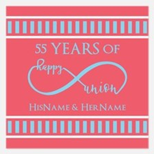Personalized Wedding Date A Invitations