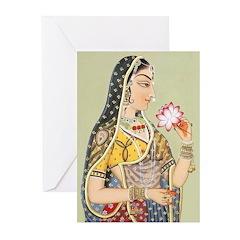 Padmini The Heroine Greeting Cards (Pk of 20)