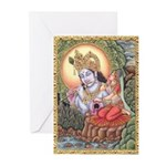 Vision of Krishna Greeting Cards (Pk of 20)