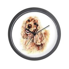 American Cocker Spaniel #1 Wall Clock