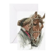 Saddleseat Greeting Cards (Pk of 20)