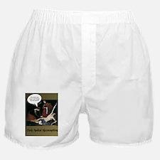 Cute Funny medical Boxer Shorts