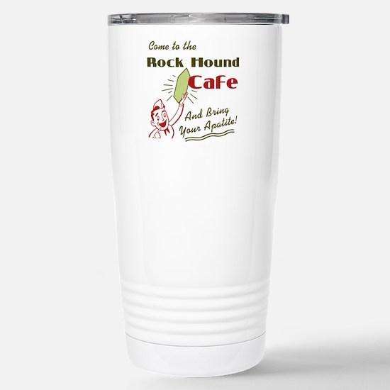 Rockhound Cafe Left-Handed Mugs