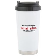 Unique Demotivational Travel Mug