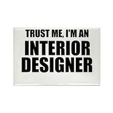 Trust Me, I'm An Interior Designer Magnets