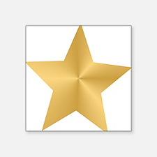 """Cute Star Square Sticker 3"""" x 3"""""""