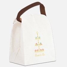 Bride to Be Stand Canvas Lunch Bag