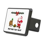 Funny Thanksgiving Hitch Cover