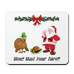 Funny Thanksgiving Mousepad