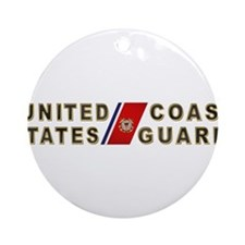 uscg_x.png Round Ornament