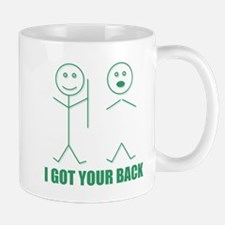 I Got Your Back Mugs