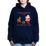 Funny Thanksgiving Women's Hooded Sweatshirt