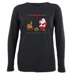 Funny Thanksgiving Plus Size Long Sleeve Tee