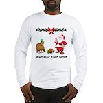 Funny Thanksgiving Long Sleeve T-Shirt