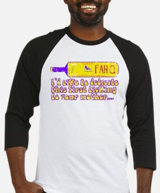 Dazed and Confused FAH-Q Baseball Jersey
