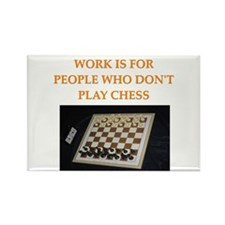chess gifts t-shirts Rectangle Magnet