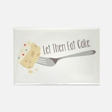 Let Them Eat Cake Magnets