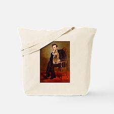 Lincoln's Cocker (#7) Tote Bag