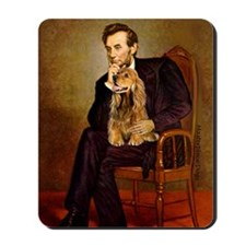 Lincoln's Cocker (#7) Mousepad