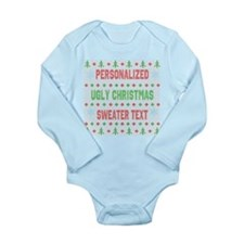 The Only Personalized Ugly Christmas Sweater Body