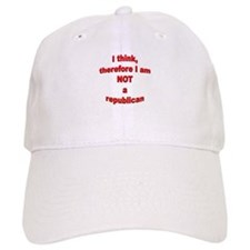 Not a Republican Baseball Cap