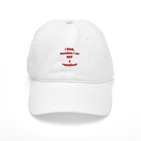 Not a Republican Cap