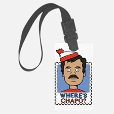 Cute Current events Luggage Tag