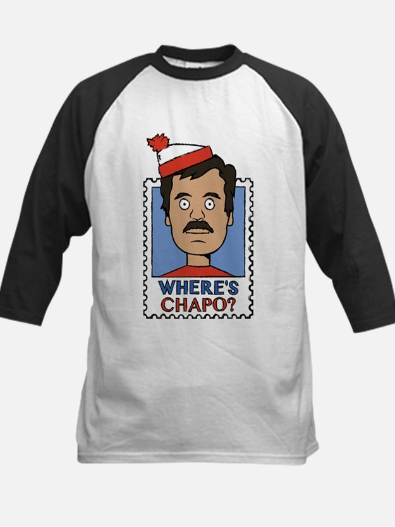 Where's Chapo? Baseball Jersey