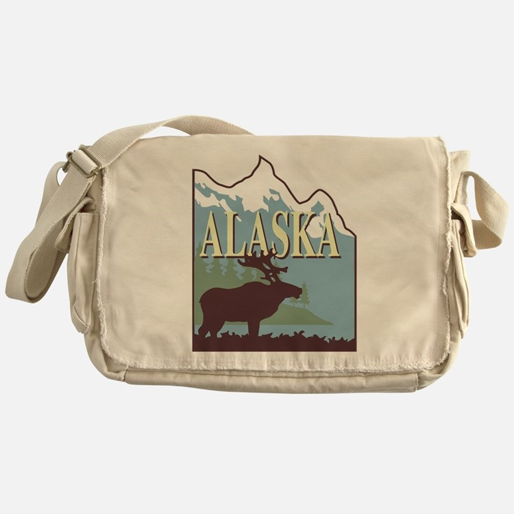 alaska Messenger Bag