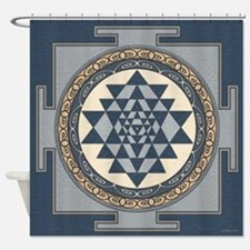 Funny Mandalas Shower Curtain