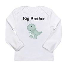 Funny Siblings Long Sleeve Infant T-Shirt
