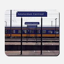 Amsterdam Centraal Mousepad