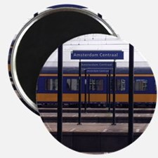 Amsterdam Centraal Magnets