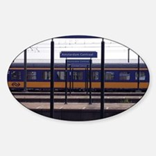 Amsterdam Centraal Decal