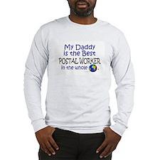 Best Postal Worker In The World (Daddy) Long Sleev