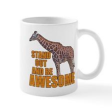 Stand Tall Giraffe Mug