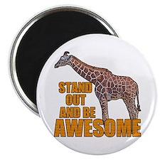 Stand Tall Giraffe Magnet