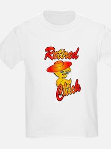 Retired Chick #5 T-Shirt