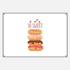 So Sweet Donuts Banner