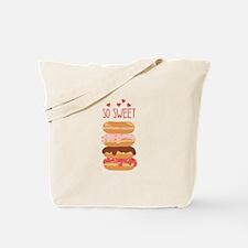 So Sweet Donuts Tote Bag