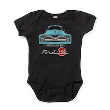 Cute Automotive Baby Bodysuit