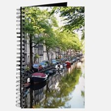 Amsterdam Dawn Journal