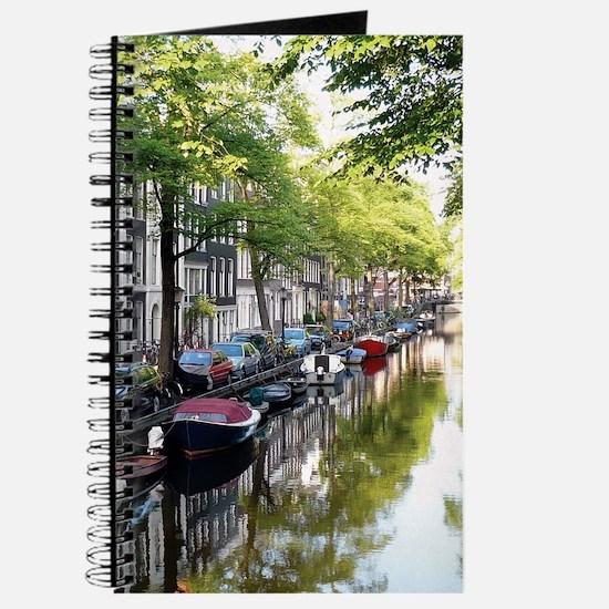 Amsterdam Dawn Journal