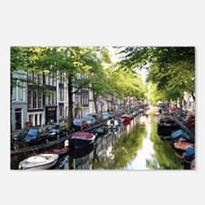 Amsterdam Dawn Postcards (Package of 8)