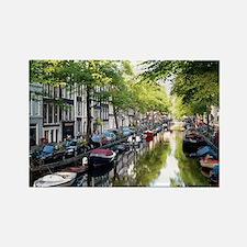 Amsterdam Dawn Magnets