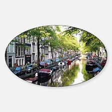 Amsterdam Dawn Decal